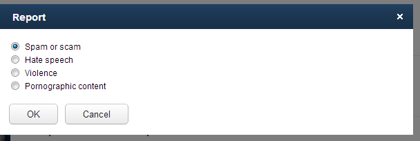 askfm report screen