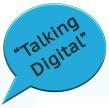 talking digital bubble