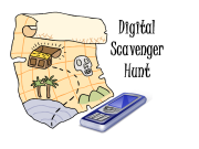 digital scavenger