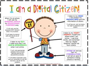 i am a digital citizen