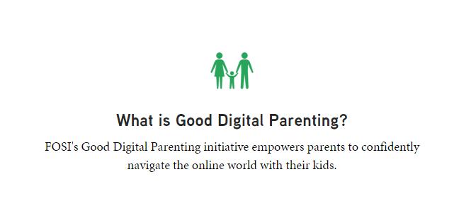 fosi digital parenting