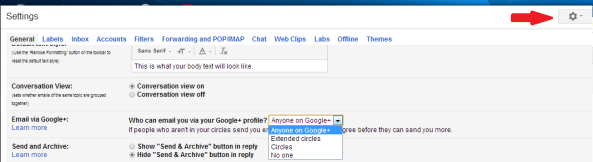 google+noone