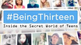 being thirteen